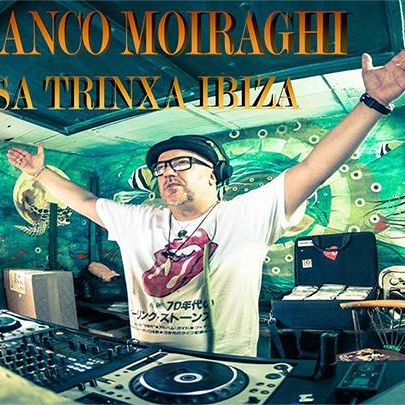 SUNDAY 1 October Sa Trinxa Franco Moiraghi!!! www.ibizaontv.com